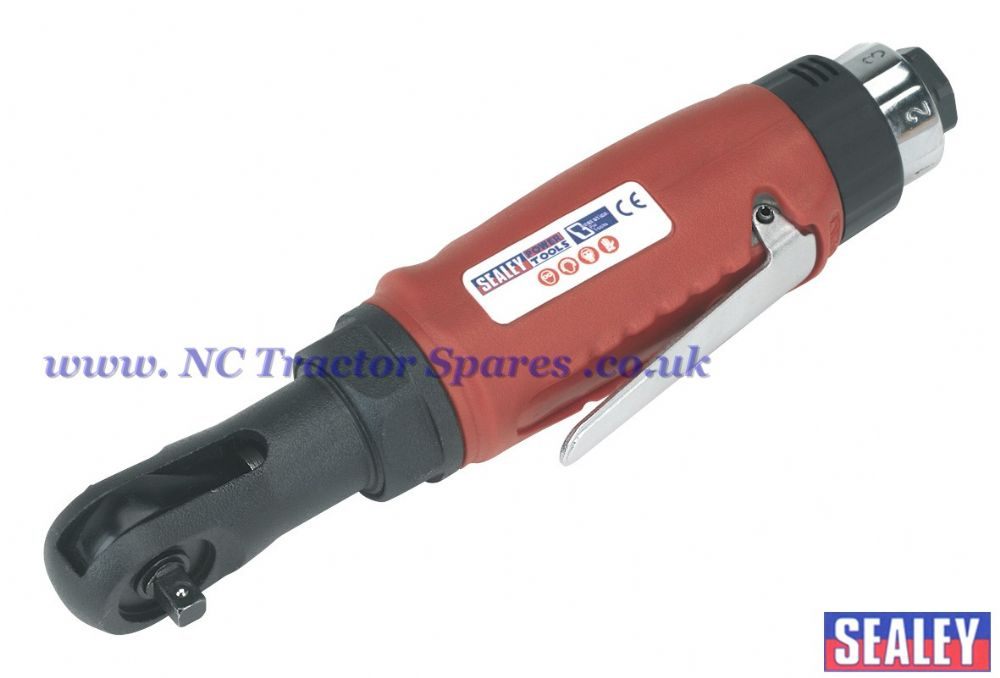 "Compact Air Ratchet Wrench 1/4""Sq Drive"
